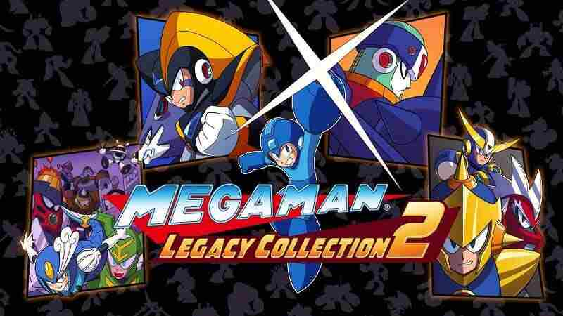 Mega Man Legacy Collection 2 PKG – Download PKG PS4 Rom