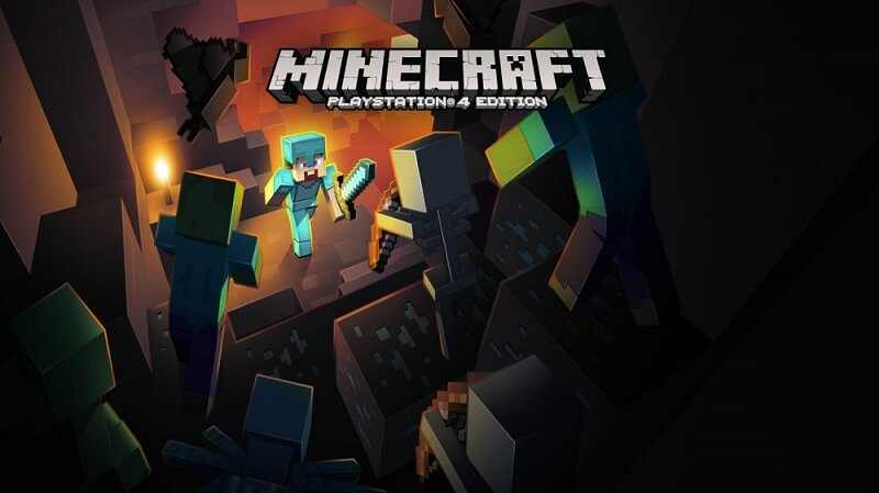 Minecraft PKG + Update 1 63 + DLC – Download PKG PS4 Rom